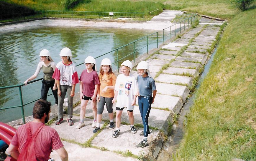 První trénink hasiček - květen 2003 - 2.jpg